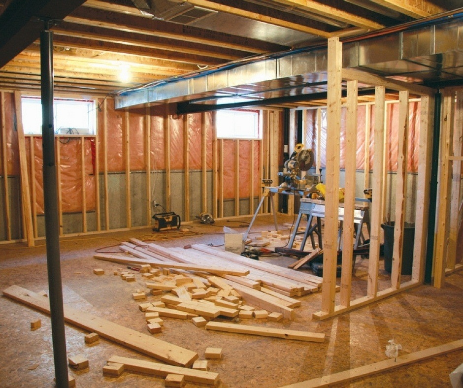 Basement Remodeling Company: Adding Value To Your Home With A Basement Remodel Built By