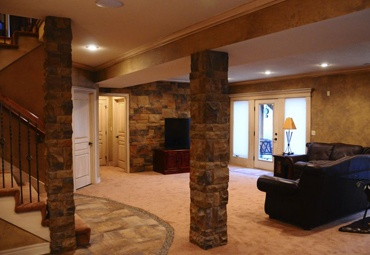 Basement Remodel Kansas City basement remodeling | olathe, overland park & kansas city built