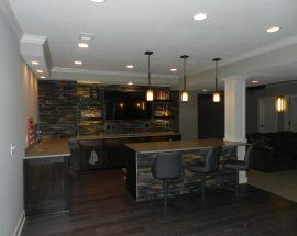 Gienert Basement Bar
