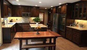 mission hills kitchen built by design kc